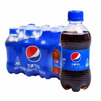 PEPSI 百事 经典可乐   300ml*6瓶