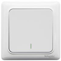 14点开始 : Schneider Electric 施耐德 睿意系列 一开单控 按钮开关