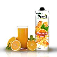 Frutail 果汁然 橙汁  1L单瓶装